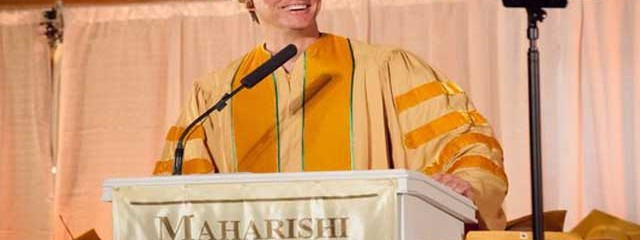 Jim Carrey Makes a Jab at Monsanto During Commencement Speech