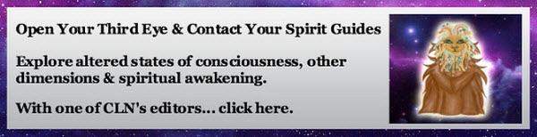 Open Your 3rd Eye and Contact Your Spirit Guides