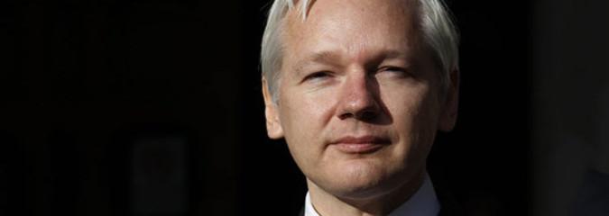 Google Acts Like Privatized NSA: WikiLeaks' Julian Assange
