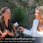 Living From the Heart – Hira Hosen with Lilou Mace