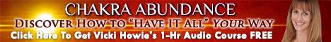 Chakra Abundance FREE Audio