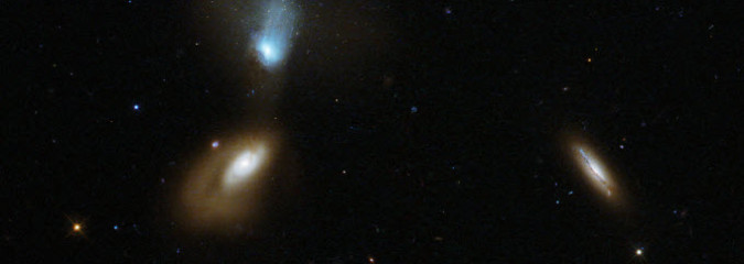 Earth and Space Weather News August 17, 2014: Asteroid Defies Gravity, New Hubble Image Shows Colorful Galaxies