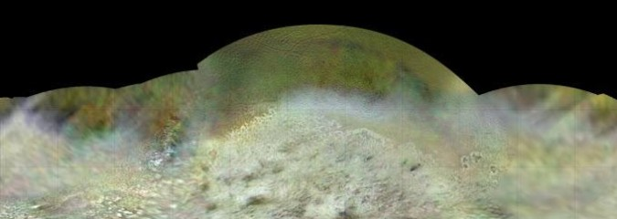 Earth and Space Weather News August 23, 2014: Solar Surges, Neptune's Strange Moon Triton, SpaceX Explosion