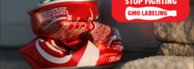 Coca-Cola Has Donated more than $3.2 Million to Defeat GMO Labeling: Boycott the Soda Empire