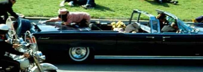 New Evidence of Zapruder Film Alteration and Government Cover Up of JFK Assassination