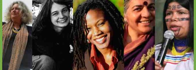 5 Women Who Are Changing Our Relationship With the Earth