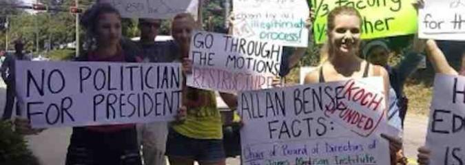 Kochs, ALEC Threaten Campus Democracy at Universities