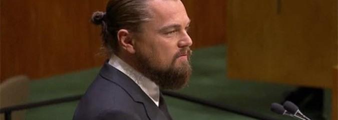 UN Summit Pledges Action on Climate Change; PLUS Leonardo DiCaprio's UN Speech
