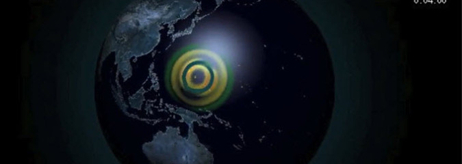 Earth and Space Weather News Sept 25, 2014: Earthquakes Return, Natural Climate Change