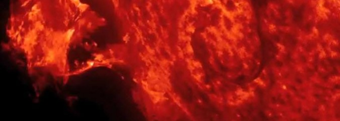 Earth and Space Weather News Sept 26, 2014: Huge Solar Blast, California Earthquakes