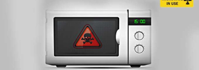 12 Facts About Microwave Ovens That Should Forever Terminate Their Use