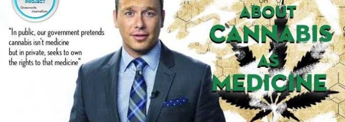 Feds Says Cannabis Is Not Medicine While Holding the Patent on Cannabis as Medicine – Ben Swann
