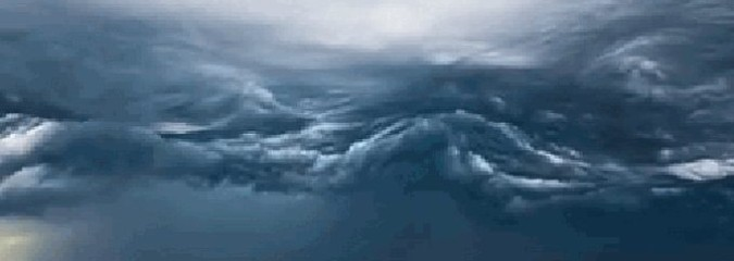 Earth and Space Weather News Sept 27, 2014: Strange Clouds, GMOs, Solar Eruption Threat
