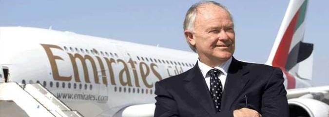 Emirates Chief Tim Clark Reveals Suspicions Over True Fate Of Missing Flight MH370