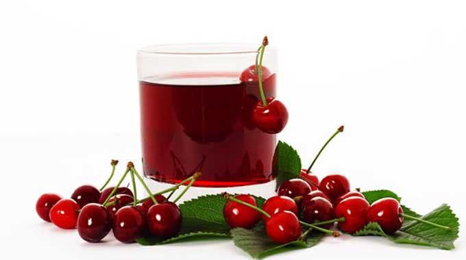 Natural Gout Remedies Cherry Juice
