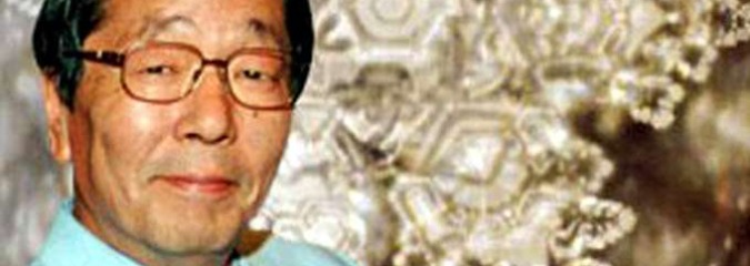 How Dr. Emoto Saved My Life ~ A Tribute To A Remarkable Spirit