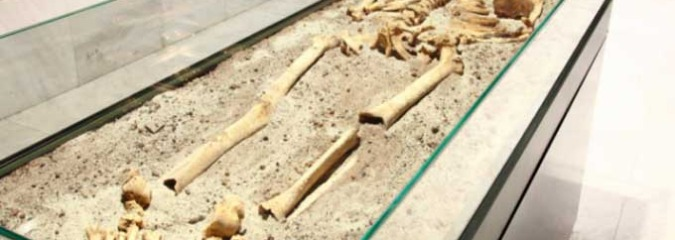 "Skeletal Remains of ""Old Giants"" Reportedly Found in Russia"