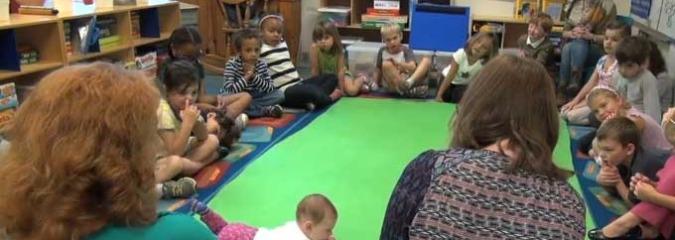 Babies Used As Teachers to Help Develop Empathy in Schoolchildren