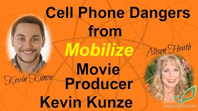 Brain Cancer from Cell Phones – Kids are More Open than Adults says Mobilize film Director