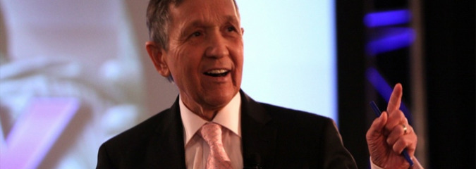 Kucinich: Weary Nation 'Must Not Cede to Forces of Destruction'