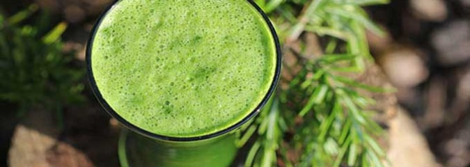 Trinity's Guide to Making a Super Healthy Juice (Video)
