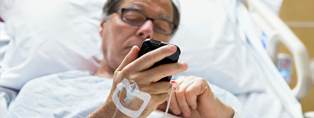 Patient 'Googles' His Way Out of Coronary Bypass Surgery
