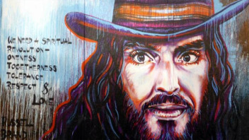 In Praise of Russell Brand's Sharing Revolution