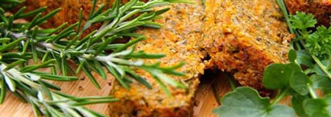 'Seed & Carrot Roast Loaf' – Super Healthy, Gluten-Free, Vegan Festive Special (Video)