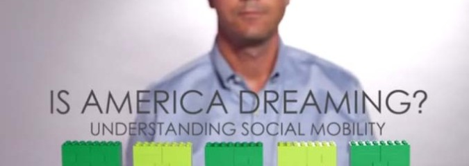 Brilliant, Four-Minute Video Explains America's Opportunity Gap (With Legos!)