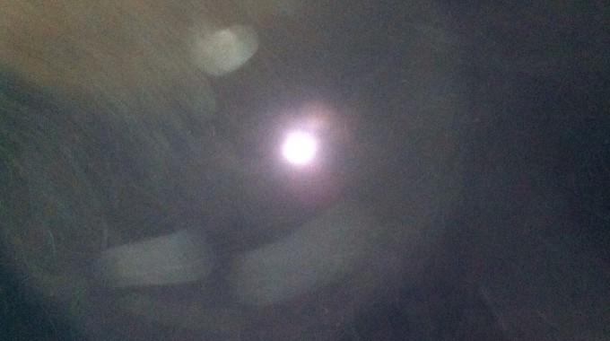 A Brilliant Light in the Night ~ My Personal UFO Experience