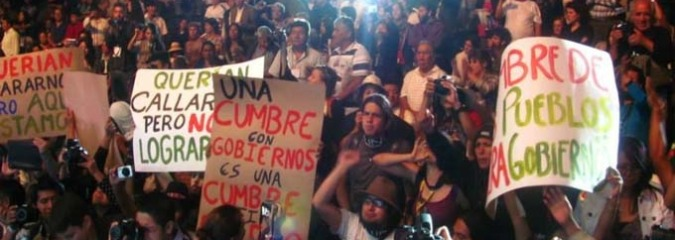 People's Summit in Lima Envisions Bottom-Up Movement for Global Climate Justice