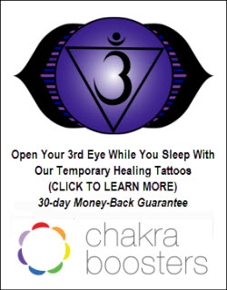 Ad for 3rd Eye Tattoo