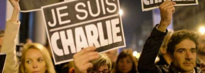 As France Mourns for Charlie Hebdo, Calls For Unity and Understanding