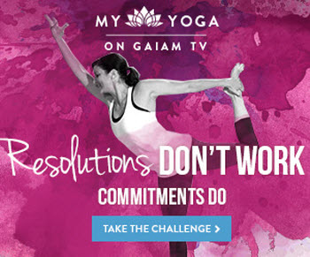 99¢ for your first month of Gaiam TV!