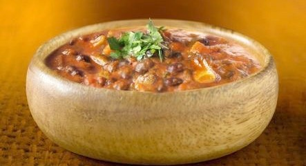 Warm and Healthy Squashy Black Bean Stew Recipe (Quick And Easy With Mexican Flair!)