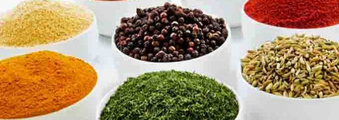 Top Anti-Inflammatory Foods, Herbs, and Spices