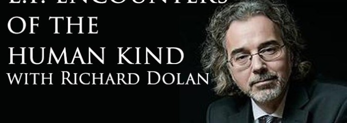 CLN RADIO – E.T. Encounters of the Human Kind with Richard Dolan