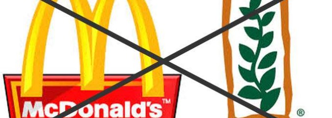 It's Official, McDonald's and Monsanto Are Both 'Losing Money Fast'