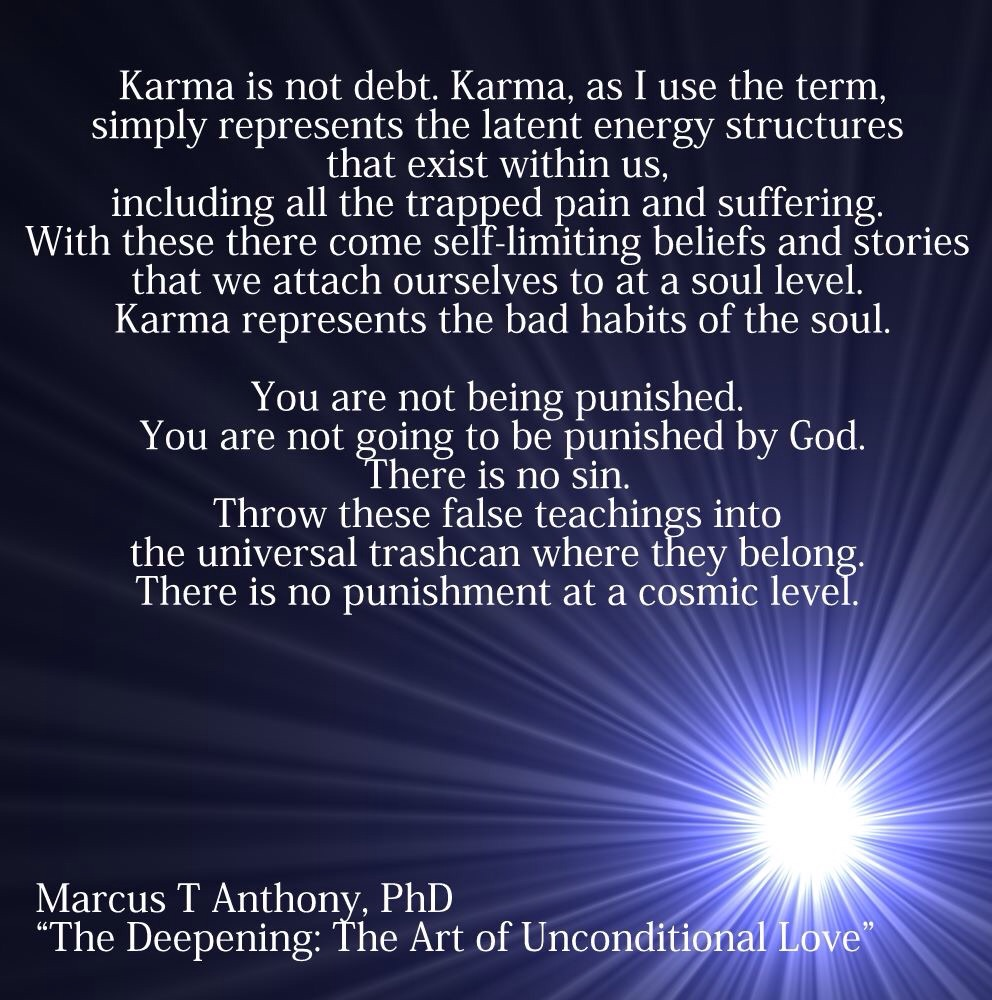 The karma trap 3 life changing distinctions about your for All about karma