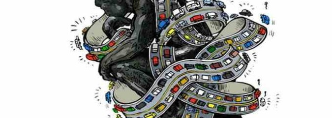 Un-Stuck in Traffic: How to Bring Joy to Life's Otherwise Annoying Moments