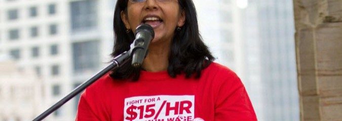 Kshama Sawant: The Most Dangerous Woman in America – Chris Hedges