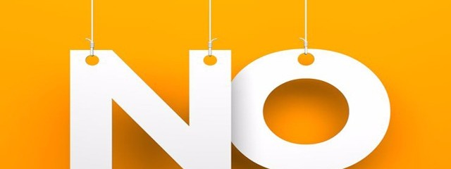 """How to Know When to Say """"No"""""""