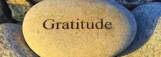 To Your Health: Have An Attitude of Gratitude