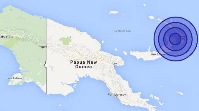 Major Earthquake Uptick Including 7.6M Quake Near Papua New Guinea| Earth & Space News March 30, 2015