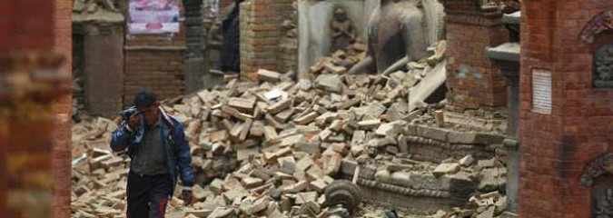 6.7 M Aftershock Hits Nepal; Massive Plasma Filament | S0 News April 26, 2015