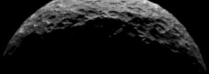 Dawn Glimpses Ceres' North Pole, Magnetic Storm, Arctic Ice | S0 News April 17, 2015
