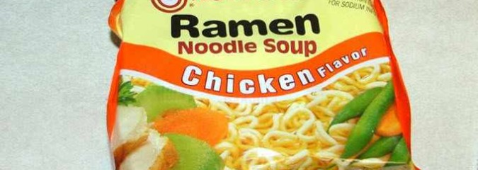 What's REALLY in the Popular Instant Ramen Noodles? (You Should Really Think Twice Before Eating)