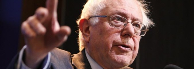 'Enough is Enough!' Bernie Sanders Declares Corporate Greed Must End
