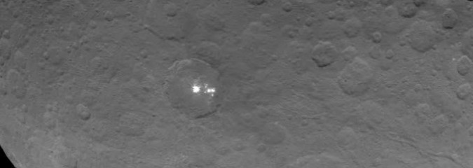 M6.9 Earthquake, Ceres Bright Spots Seen Closer Than Ever, Habitable Moons | S0 News May 21, 2015