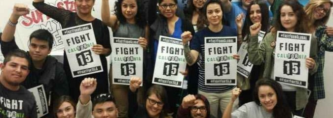 In Victory for Growing Workers Movement, LA Passes $15 Minimum Wage